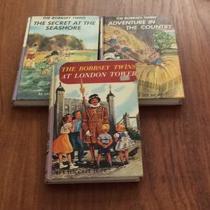 Bobbsey Twins 3 Pack Laura Lee Holt 2,3,52